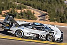 Hillclimb Dumas le plus rapide des qualifications à Pikes Peak