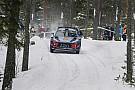 WRC Sweden WRC: Neuville holds narrow lead over Breen