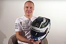Formula 1 Fotogallery: ecco il casco 2018 di Valtteri Bottas