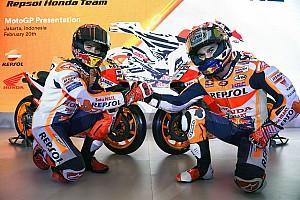 MotoGP Noticias Márquez y Pedrosa aplauden el nuevo sistema de trabajo de Honda