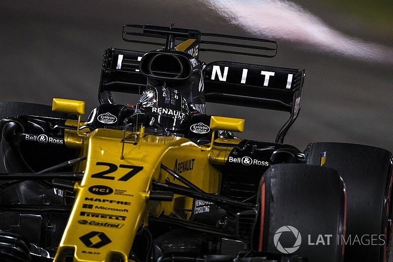 Hulkenberg: 2017 Renault için geçiş yılı oldu