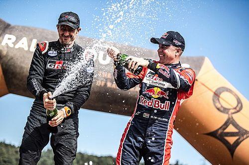 Fas Rallisi: De Villiers kazandı, Alonso 27. oldu