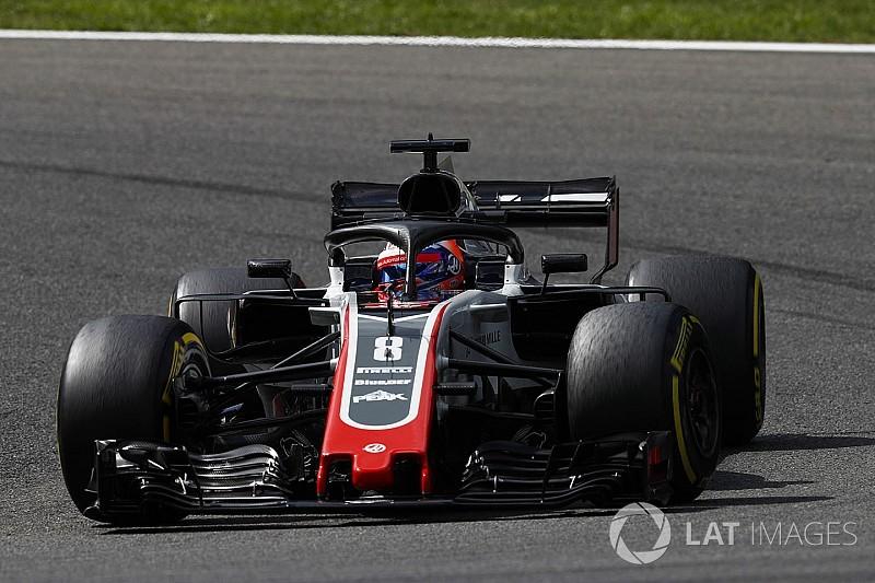 Grosjean: Monza'da müthiş bir atmosfer var