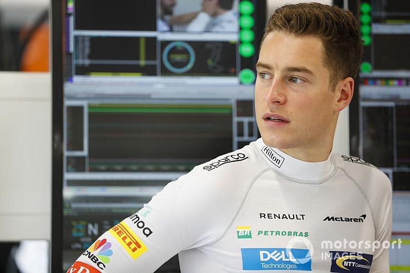 Vandoorne keen to emulate Magnussen's