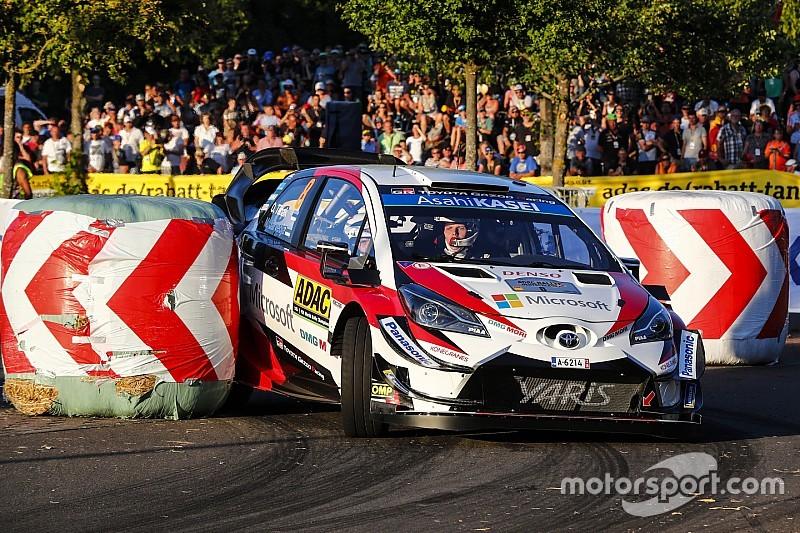 Rallye Deutschland: Ott Tänak gewinnt Auftakt in St. Wendel