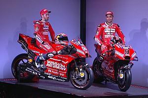 Presentazione Ducati: ecco la prima immagine della Desmosedici GP 2019!