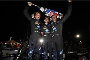 Petit Le Mans: Van der Zande leidt WTR naar zege
