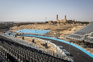 Formel E in Riad: Abt, Günther, Lotterer freuen sich auf
