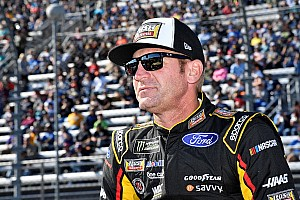Stewart-Haas Racing's Fords lead Saturday's first Cup practice