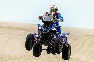 Cavigliasso, Dakar Rallisi'ni ATV kategorisinde baskın bir şekilde kazandı