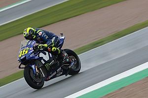Valentino Rossi: Yamaha im Nassen wieder so stark wie in der Vergangenheit?