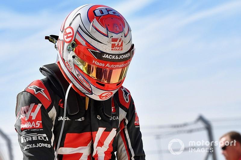 Magnussen: Regra de combustível