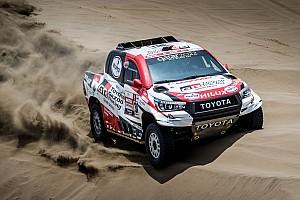 Toyota rompe l'incantesimo anche alla Dakar: Al-Attiyah trionfa davanti a Roma e Loeb!