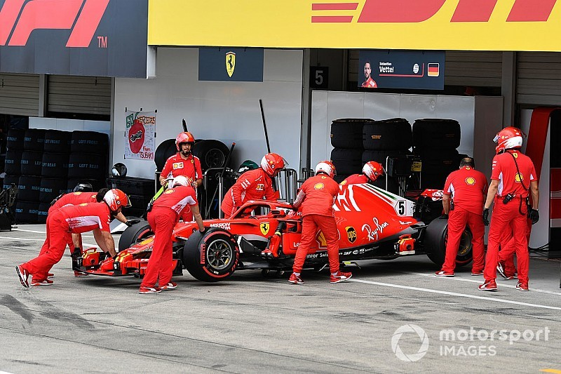 Hamilton didn't expect Vettel to