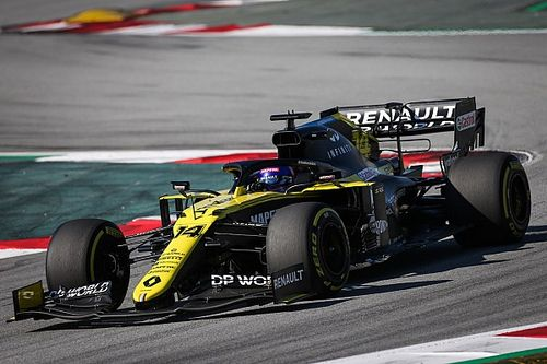 Ocon pleased with Alonso simulator support at Renault F1