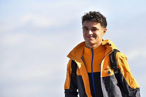 Norris, el piloto favorito entre los jóvenes fans de la F1