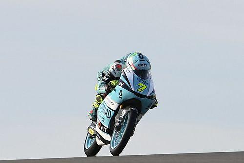Moto3サンマリノ初日:フォッジア、FP1&FP2トップと好調。日本勢は鈴木が総合12番手