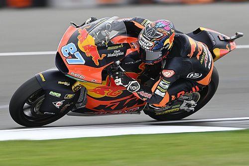 Moto2 Silverstone: Gardner, Bezzecchi'nin önünde kazandı, Fernandez yarış dışı kaldı