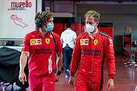 F1: Por segurança, Vettel e Pérez trocam hotéis por dormir no Red Bull Ring