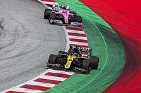 Renault dient protest in tegen Racing Point om legaliteit RP20