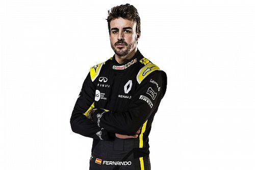 Oficial: ¡Fernando Alonso vuelve a la F1 en 2021 con Renault!