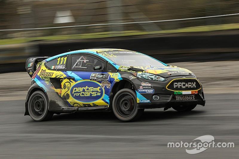 Breen assessing rallycross options after losing WRC seat