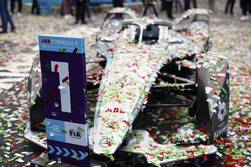 Galería: las mejores fotos del E-Prix de Roma de Fórmula E