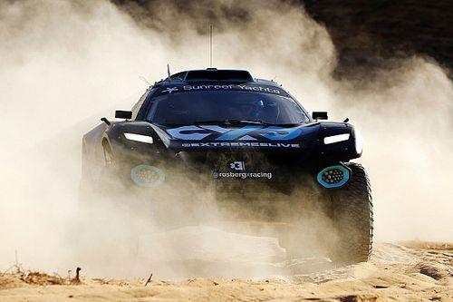 Extreme E: la Rosberg X Racing domina in Arabia Saudita