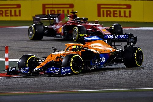 Norris: McLaren está más cerca que antes de Mercedes y Red Bull