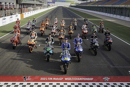 ¿Cuánto miden y pesan los pilotos de MotoGP?