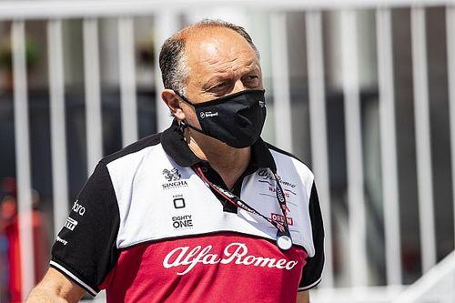 Frédéric Vasseur, le capitaine idéal pour un navire en F1