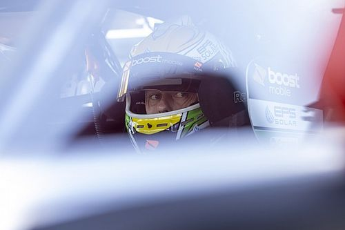 The well-travelled racer now Supercars' elder statesman