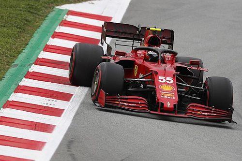 Sainz quedó frustrado en España porque había coche para ser quinto