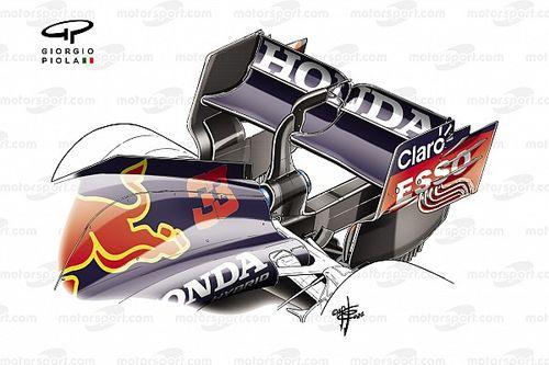 """【F1メカ解説】度々浮上する""""フレキシブルウイング""""問題。FIAとF1チームの終わりなき戦い"""