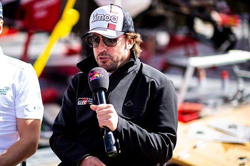 Az ex-F1-es versenyző szerint Alonsónak megvan a tehetsége a Dakar-győzelemhez