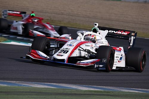 Super Formula makes OTS tweak to encourage passing