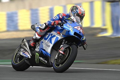 """Rins critical of his """"stupid mistakes"""" in MotoGP 2021"""