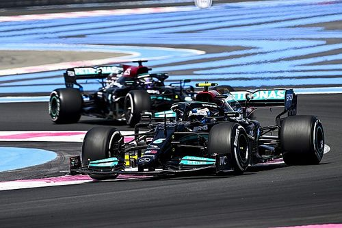 How Mercedes' chassis change sparked a baseless F1 conspiracy theory