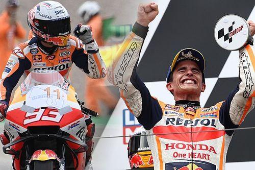 Report MotoGP: Il ritorno del Re Marquez