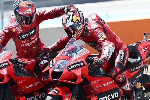 MotoGP: Ducati a Le Mans senza paura della pioggia