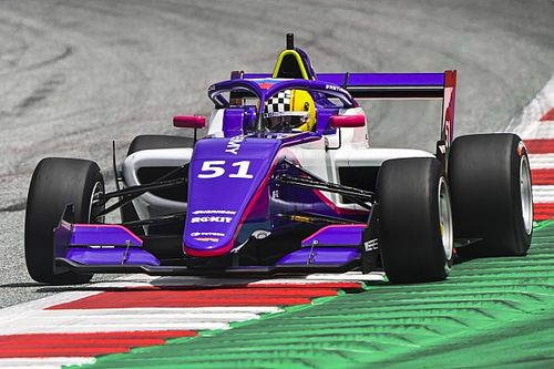 Сидоркова начнет вторую гонку сезона W Series с 5-й позиции