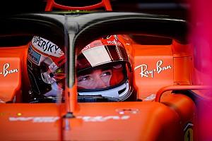 Leclerc, che complimenti da Binotto e Vettel!