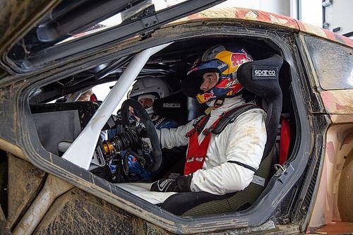 "Loeb ""confident"" for Dakar after first desert testing"