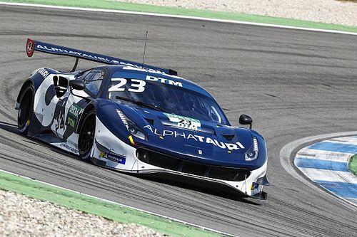 Albon: DTM leuk voor nu, maar focus blijft op Formule 1-rentree