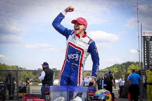 ¡Palou logra su primera victoria de IndyCar en su debut con Ganassi!