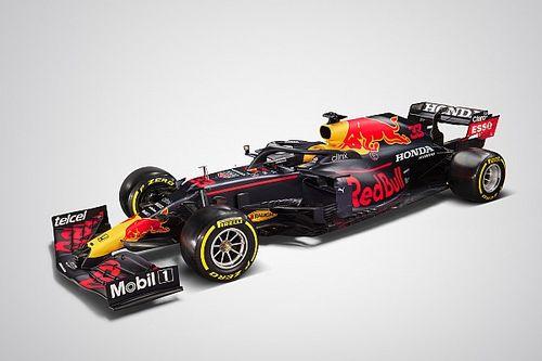 La Red Bull RB16B révélée au grand jour
