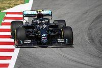 Bottas se lleva la FP1 del GP de España por 0s039 sobre Hamilton