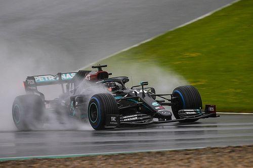 VÍDEO: Veja volta que rendeu pole a Hamilton na chuva em Spielberg