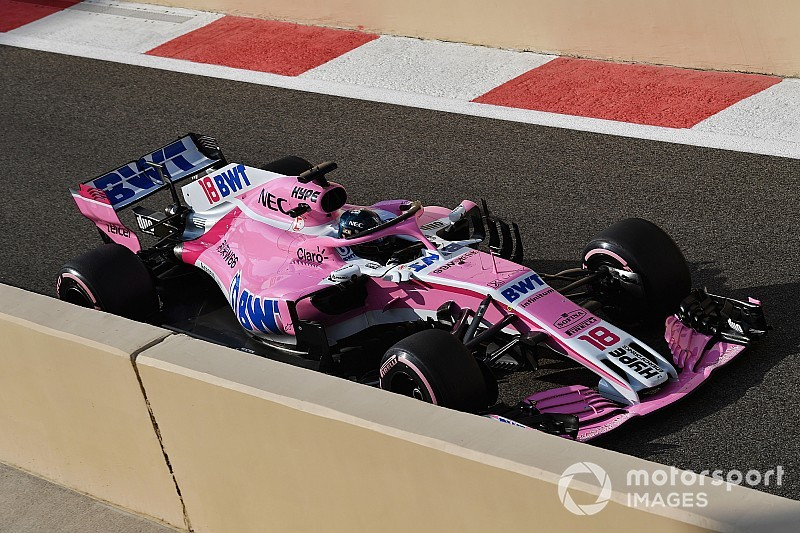 Ocon szerint 2019-ben a Racing Point közelebb kerülhet a Mercedes-Ferrari-Red Bull trióhoz