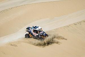 Francisco López está a un paso del triunfo del Rally Dakar en la categoría SxS